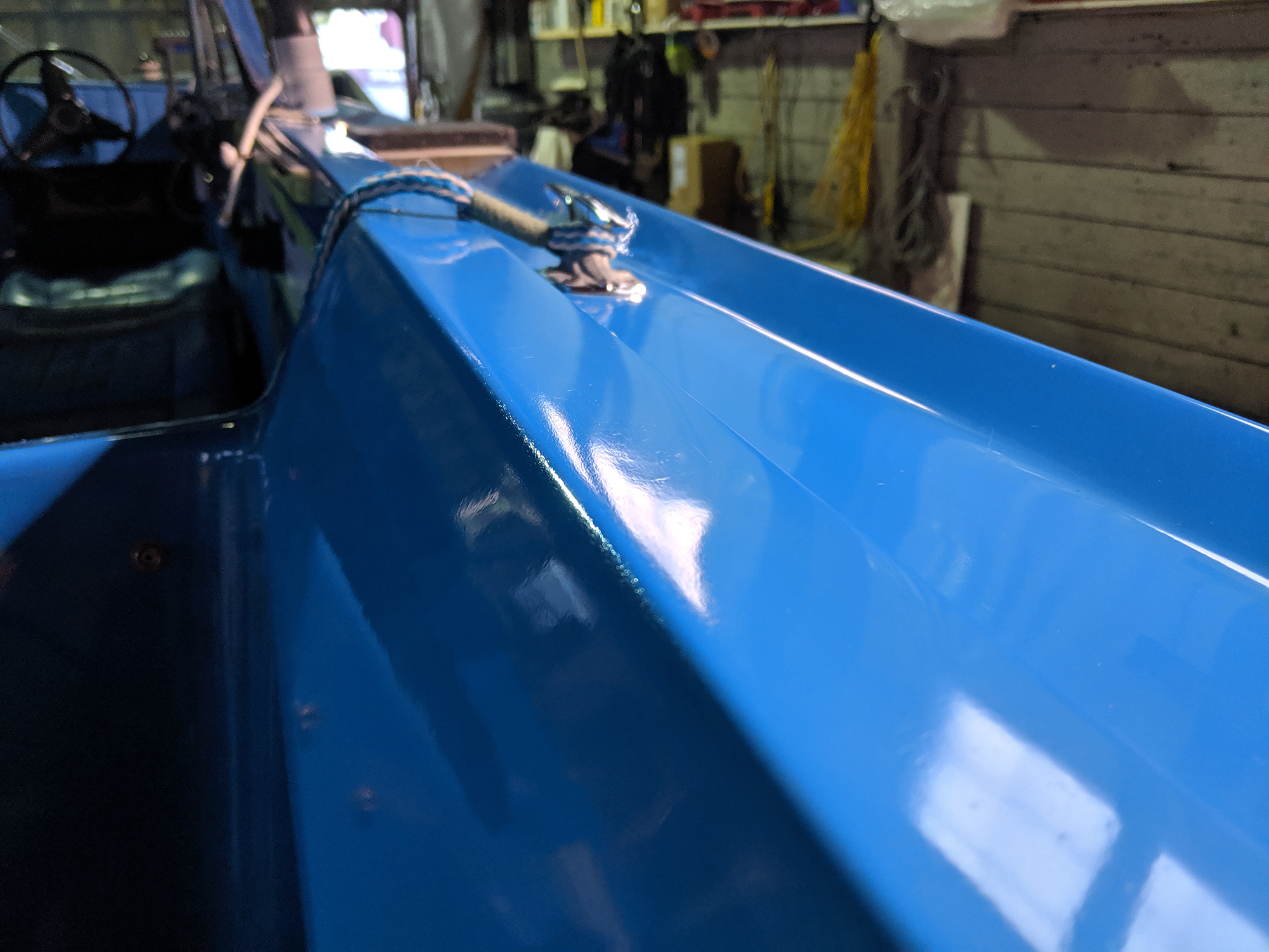 boat storage facility cowichan