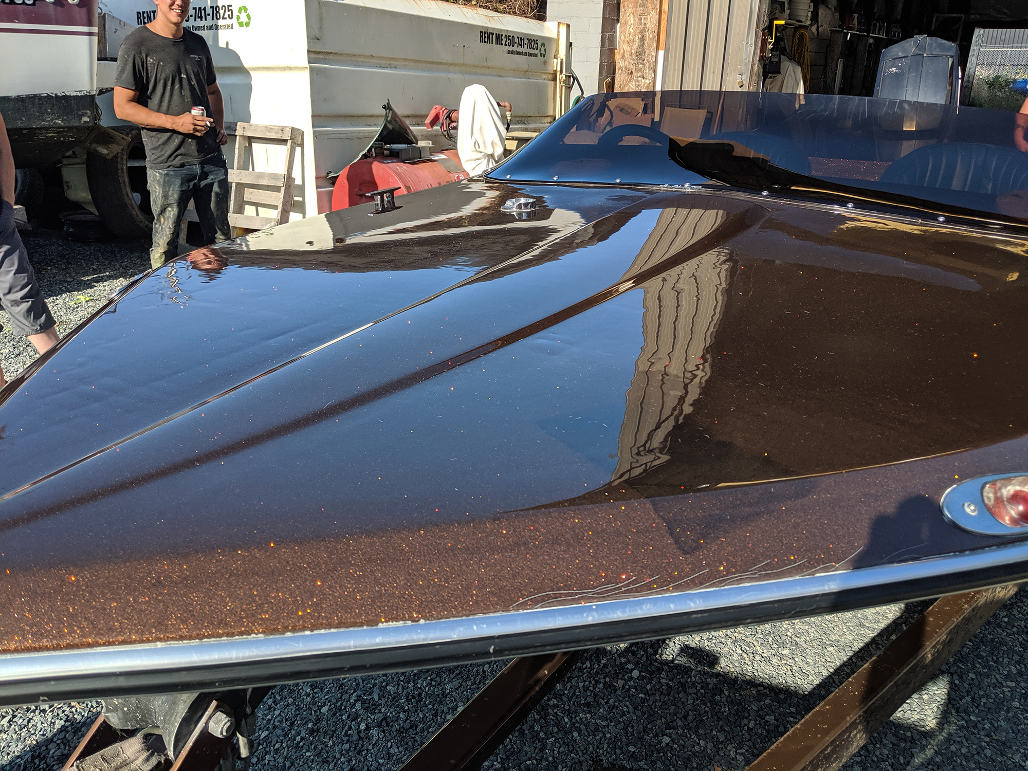 boat-restoration companies cowichan valley