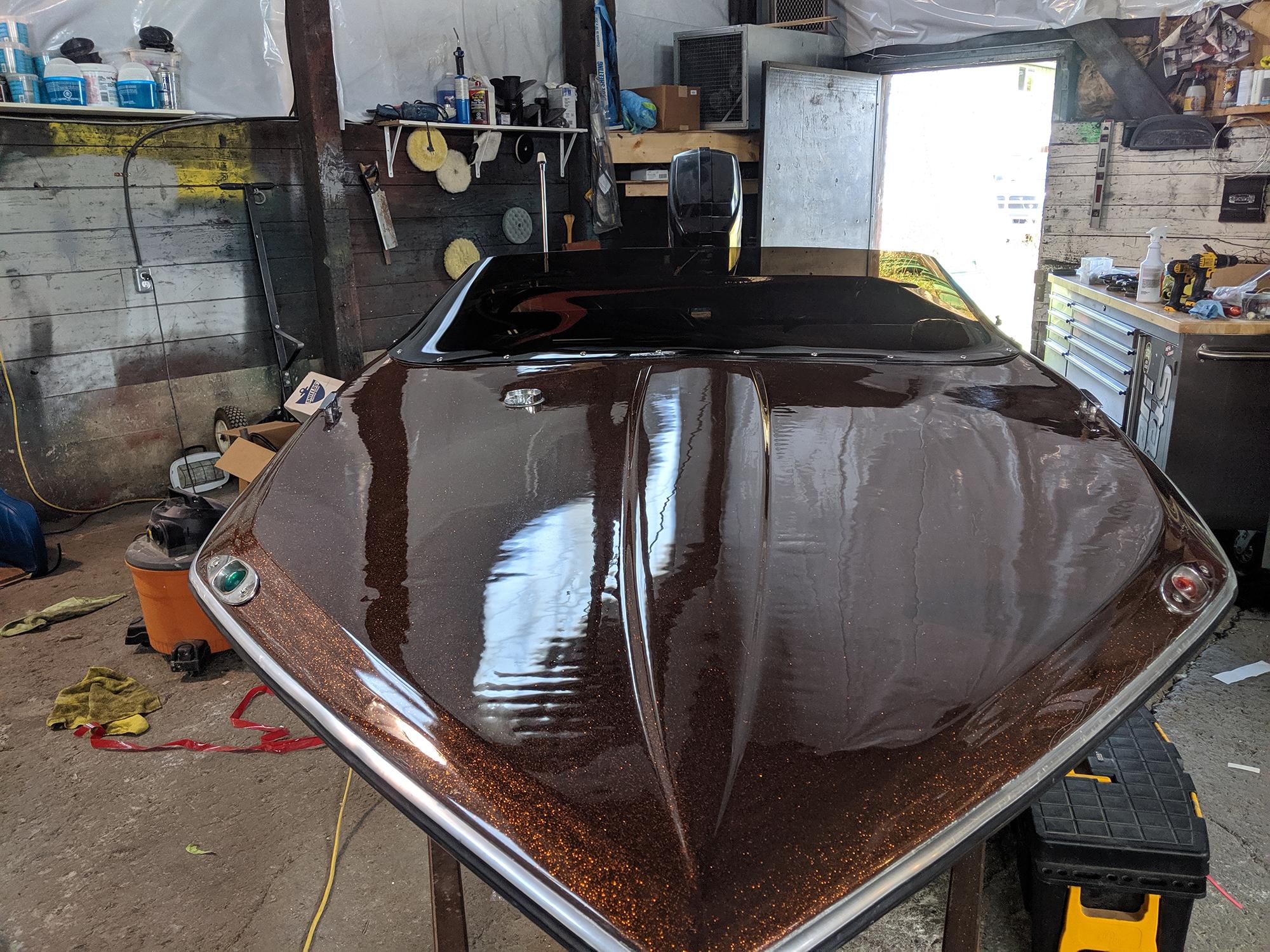 boat restoration companies cowichan valley