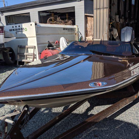 boat restoration duncan bc