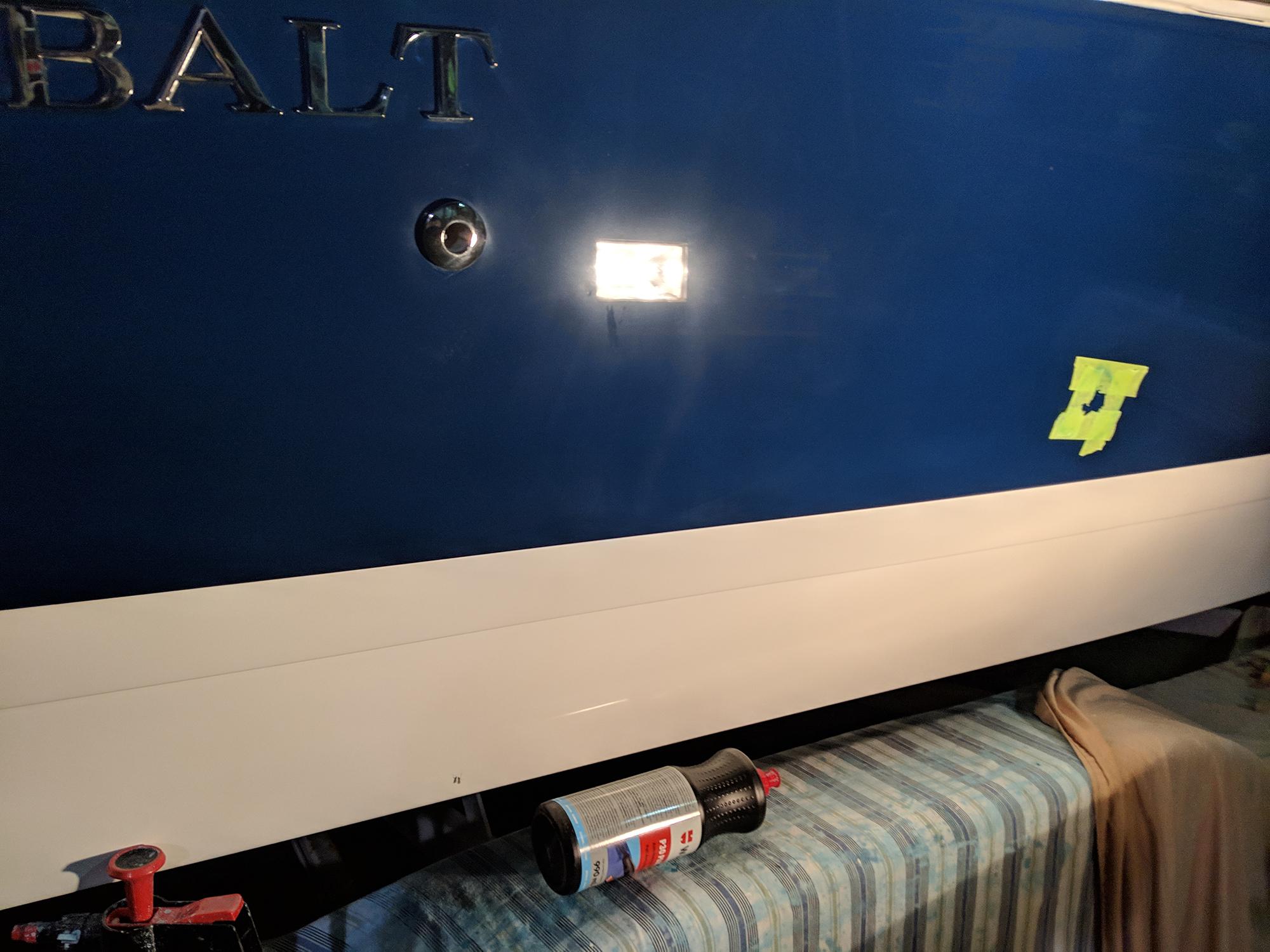 boat storage duncan