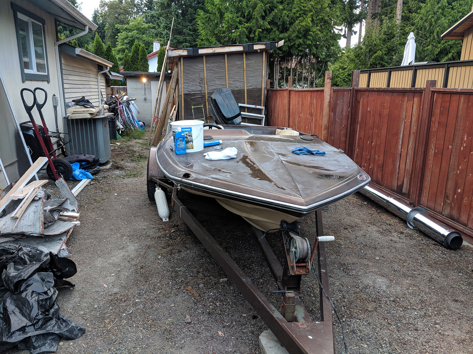 boat valet vancouver island